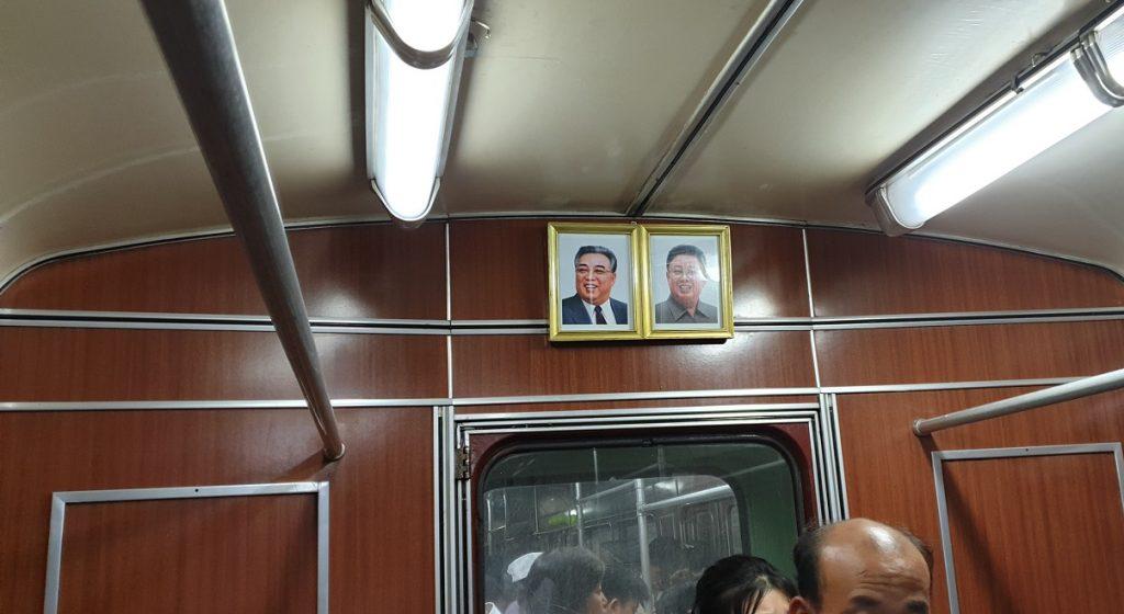 Metropolitana della capitala nordcoreana