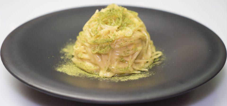 Su First&Food gli spaghetti al Provolone del monaco