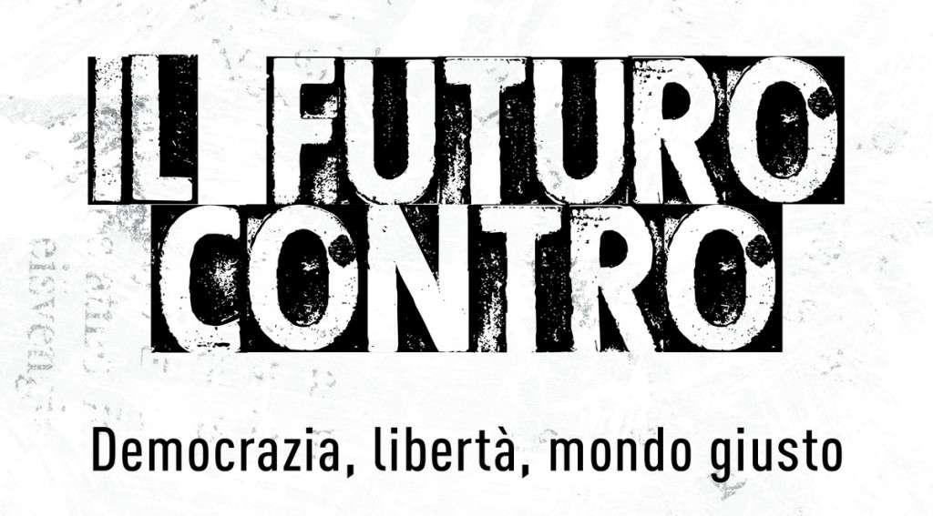 Il futuro contro, copertina del libro di Graziosi