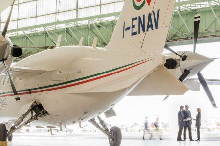 Piaggio Aerospace, accordo da 12,6 milioni con Enav