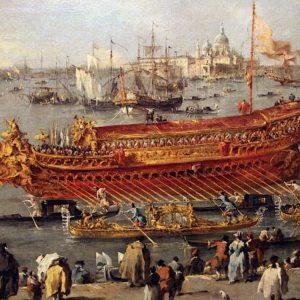 Venezia, grandi navi imitano il Bucintoro: turismo senza più rispetto