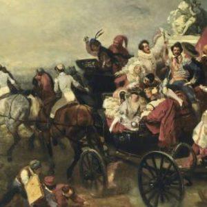 Ferragosto al Petit Palais in una Parigi romantica del 1815-1848