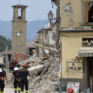 ACCADDE OGGI – Tre anni fa il terremoto ad Amatrice e nel Centro Italia