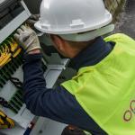 """Open Fiber: """"Rete in fibra in linea con il piano"""""""