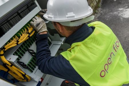 Open Fiber: fibra ottica da 1 Gigabit anche a Limbiate