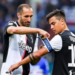 Juve-Napoli senza Sarri e Chiellini ma è già partita scudetto