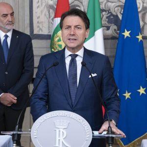 """Mattarella incarica Conte: """"Sarà un Governo di novità"""""""