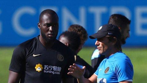 Inter contro Parma senza Lukaku e con l'occhio al Real