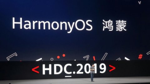 Huawei presenta Harmony, il software anti-Android
