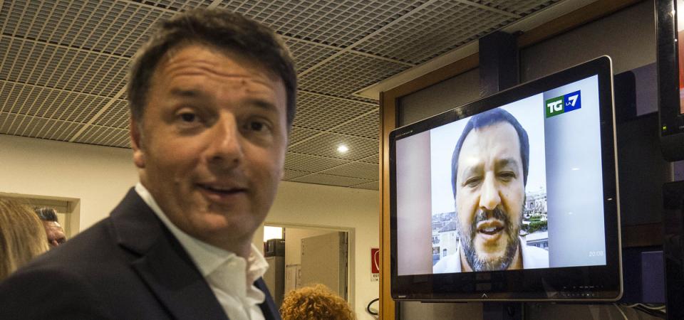 Elezioni subito o Governo di garanzia? Salvini contro Renzi: le squadre in campo