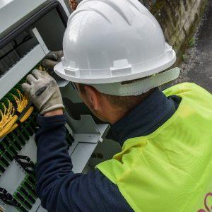Open Fiber, la fibra ottica arriva a La Spezia
