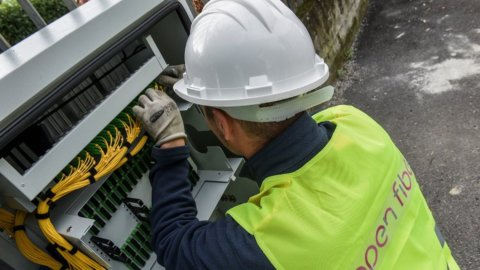 "Open Fiber lancia ""Gemona Smart City"""