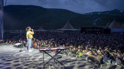 Vinje Rock: musica, sport e innamorarsi nella natura norvegese