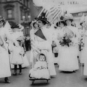 ACCADDE OGGI: 99 anni fa il diritto di voto alle donne negli Usa