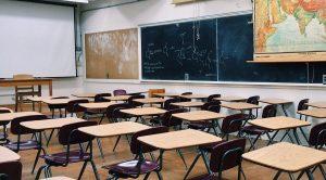 Classe di scuola