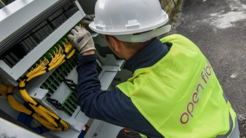 Open Fiber porta la fibra a Seregno