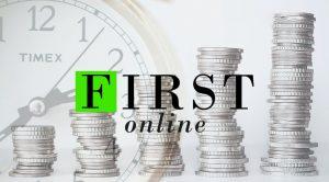 Logo lancette dell'economia