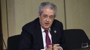 Fabrizio Saccomanni, presidente Unicredit