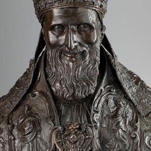 BIAF: due preziose e incantevoli sculture, un busto raffigurante Pio V e una Venere di Bonazza