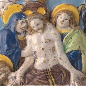 """BIAF: rara opera """"Cristo in Pietà"""" di Giovanni della Robbia"""
