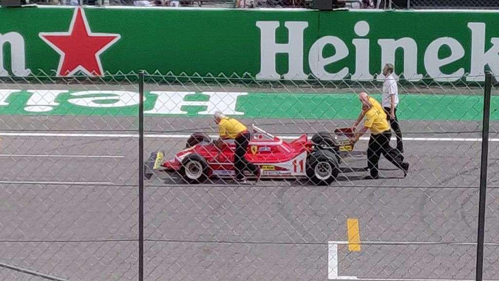 Ferrari Jody Scheckter
