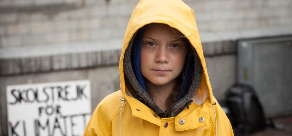 Clima: il movimento di Greta si mobilita