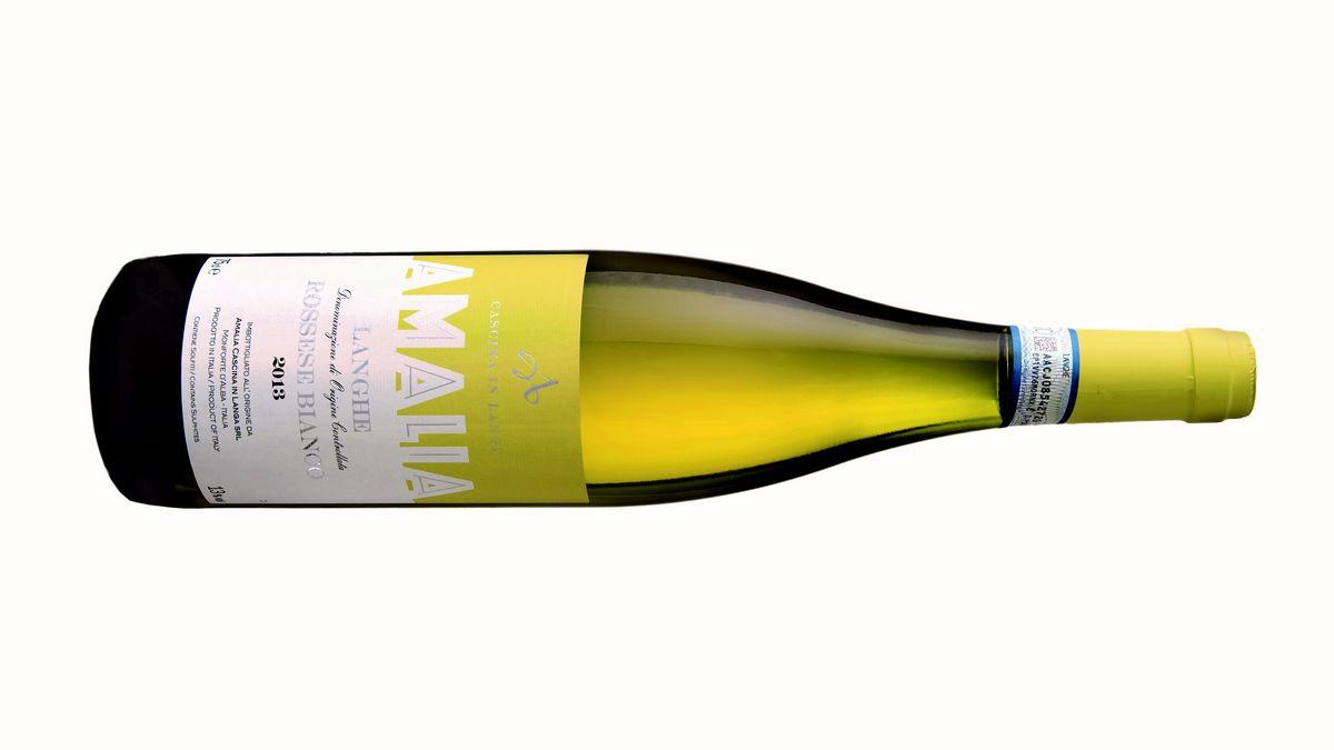 vino rossese delle langhe bianco