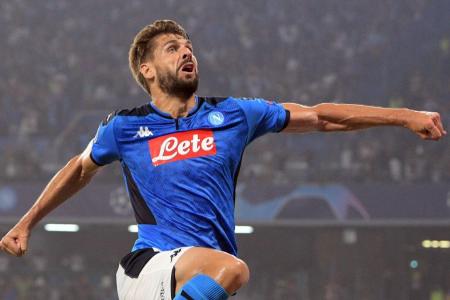 Champions: Napoli, colpaccio con il Liverpool ma l'Inter delude