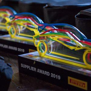 Supplier Award, Pirelli premia i propri fornitori