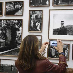 Le foto di Paolo Di Paolo, ultimi giorni al MAXXI