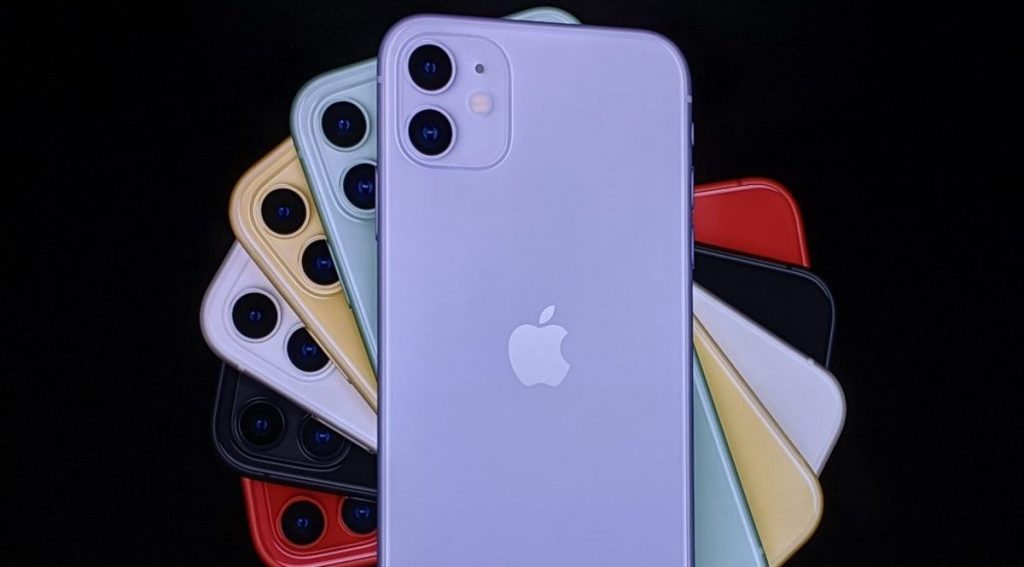 iPhone 11 di Apple