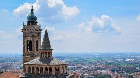 Fibra ottica a Bergamo: il piano di Open Fiber
