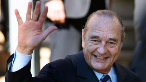 Francia: addio a Chirac, presidente dal 1995 al 2007