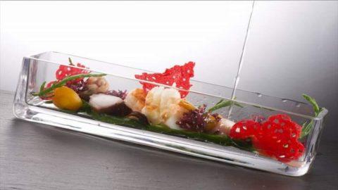 Roberto Ottone: ricetta Acquario d(a) mare