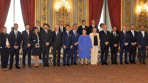 Governo Conte 2: ecco i ministri