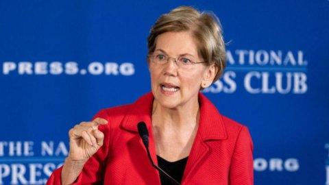 Usa, la classe media tra paura e rabbia raccontata dalla Warren