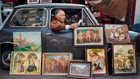 Steve McCurry a Modena: 70 scatti dedicati al mondo che legge