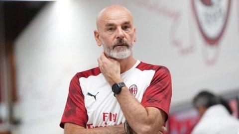 Il Milan sprofonda davanti all'Atalanta, il Napoli risorge