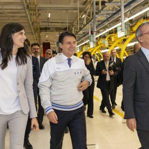 Fca accelera sull'elettrico: nuovo centro batterie a Mirafiori