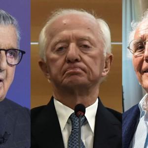 De Benedetti, Del Vecchio e Benetton: over 80 alla carica di Piazza Affari