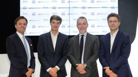 Generali Italia, Fca e Fca Bank: accordo sulla mobilità