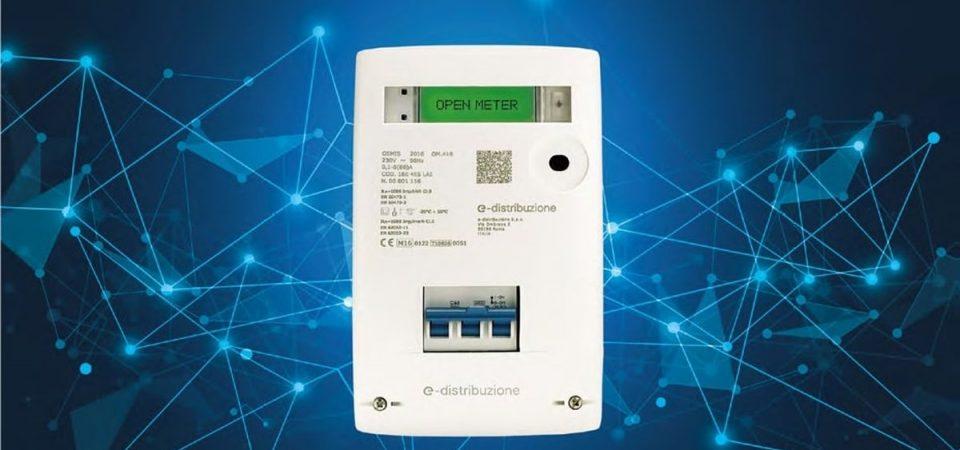 Open Meter: il contatore intelligente di E-Distribuzione
