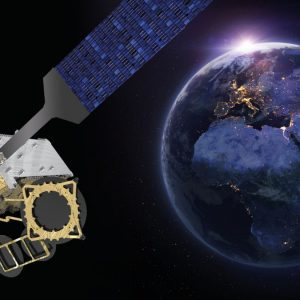 Banda larga via satellite: accordo Open Fiber-Telespazio