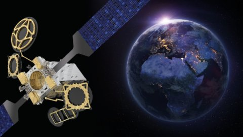 Thales Alenia Space: maxi-contratto per satelliti all'Esa