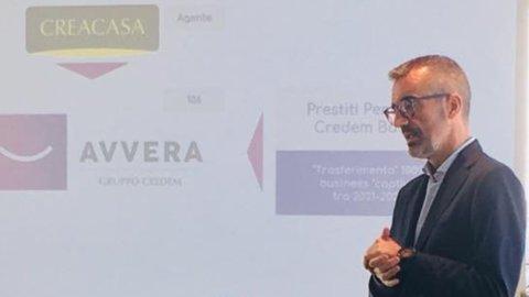 Innovazione, Credem porta 15 esperti a Reggio Emilia