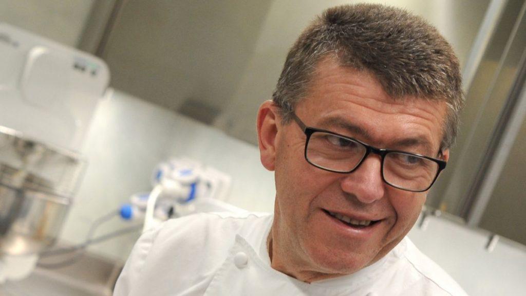 Agostino Buillas chef stellato Café Quinson