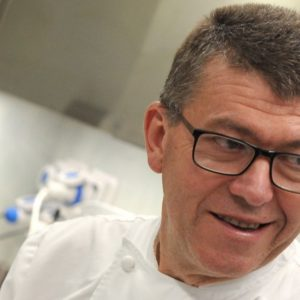 Agostino Buillas, un montagnard d'alta cucina