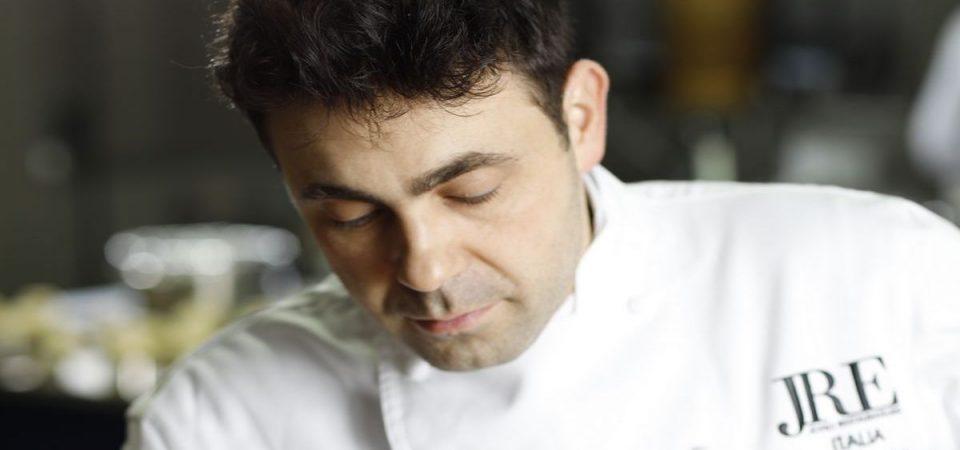 Su First&Food la vena artistica di chef Canzian