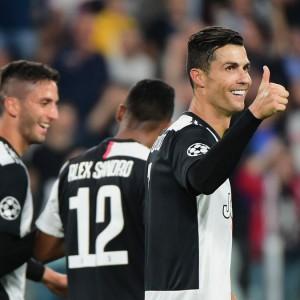 Champions: la Juve fa tris, una beffa condanna l'Atalanta