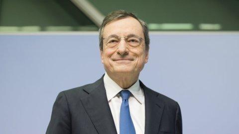 """ACCADDE OGGI – Draghi, 8 anni fa il """"Whatever it takes"""" che salvò l'Europa"""